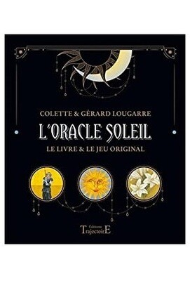 L'oracle Soleil, le livre et le jeu original - coffret