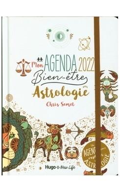 Mon agenda 2022 bien-être Astrologie