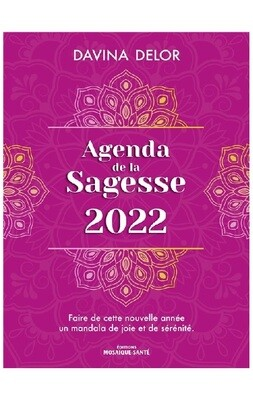 Agenda de la sagesse 2022
