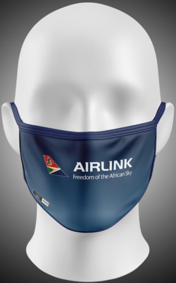 Branded Cloth Masks – Company Logo