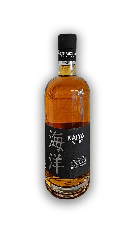 Kaiyo Whisky Mizunara Oak Whisky 750 ML