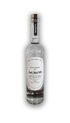 Our New York Vodka 750 ML