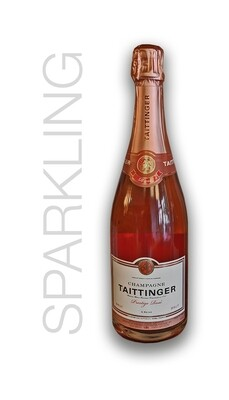 Taittinger Champagne Prestige Rose Brut