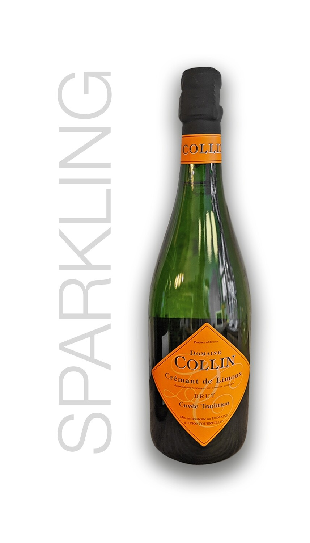 Domaine - Collin Cremant de Limoux brut