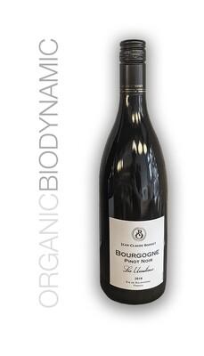 Jean-Claude Boisett - Bourgogne Pinot Noir 2018