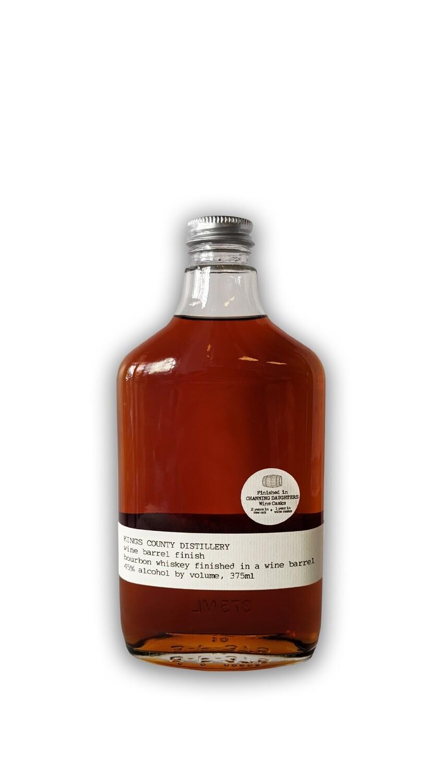 Kings County Distillery Wine Barrel Finished Bourbon Whiskey 375 ML