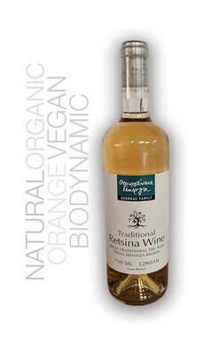 Georgas Family Traditional Retsina Wine