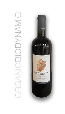 Caiarossa Pergolaia 2015 Super Tuscan70% Sangeovese, 3%Cab Franc &17 % Merlot