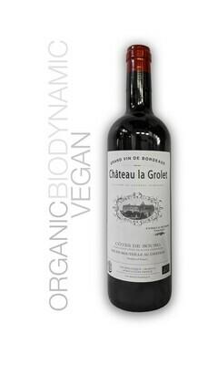 Chateau la Grolet - Grand Vin de Bordeaux 2017