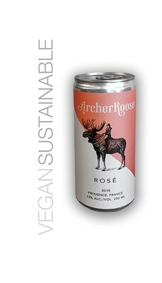 Archer Roose provence Rose 250 ML Can 2020