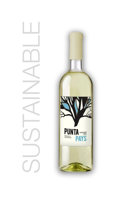 Punta Pays Mendoza Viognier 2018