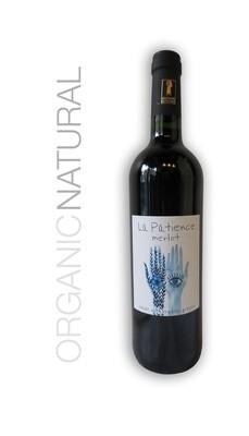 La Patience Merlot Organic, Coteaux Du Pont Du Gard