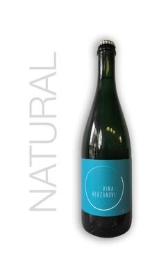 Vina Herzanovi Sauvignon Blanc Muller Thurgau Pet Nat 2020
