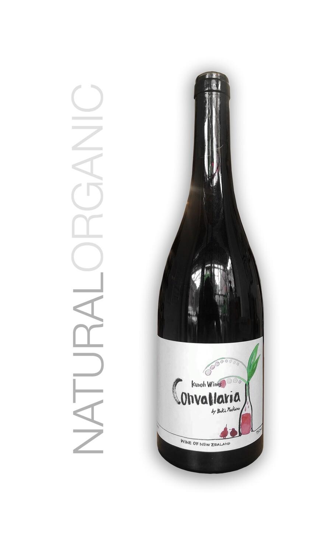 Kunoh Wines Convallaria Pinot Noir 2019 organic natural