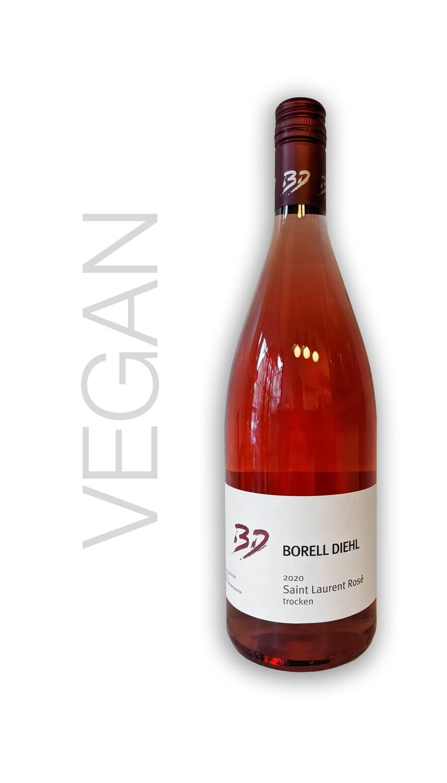Borell Diehl Saint Laurent Rose 2020 Vegan