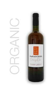 Paraschos OrangeOne Organic orange wine 2018
