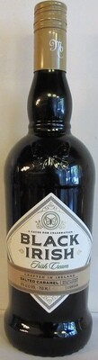 Black Irish Irish Cream Salted Caramel