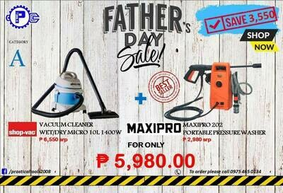 Father's Day Promo Set A