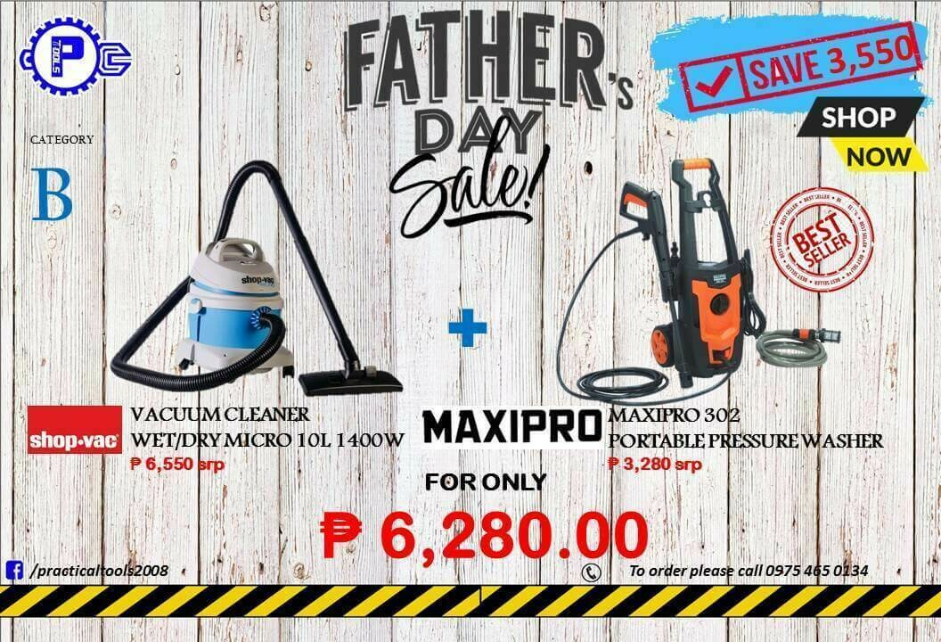 Father's Day Promo Set B