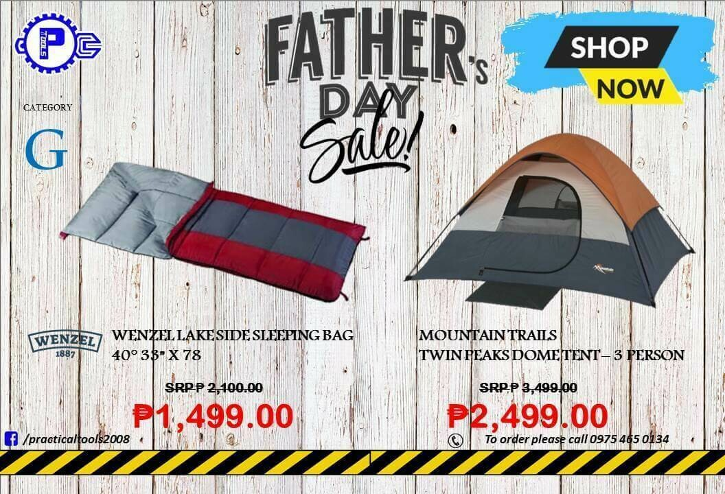 Father's Day Promo Set G
