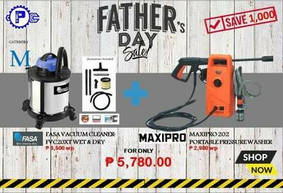 Father's Day Promo Set M
