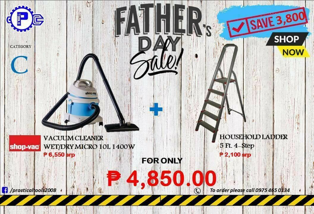 Father's Day Promo Set C