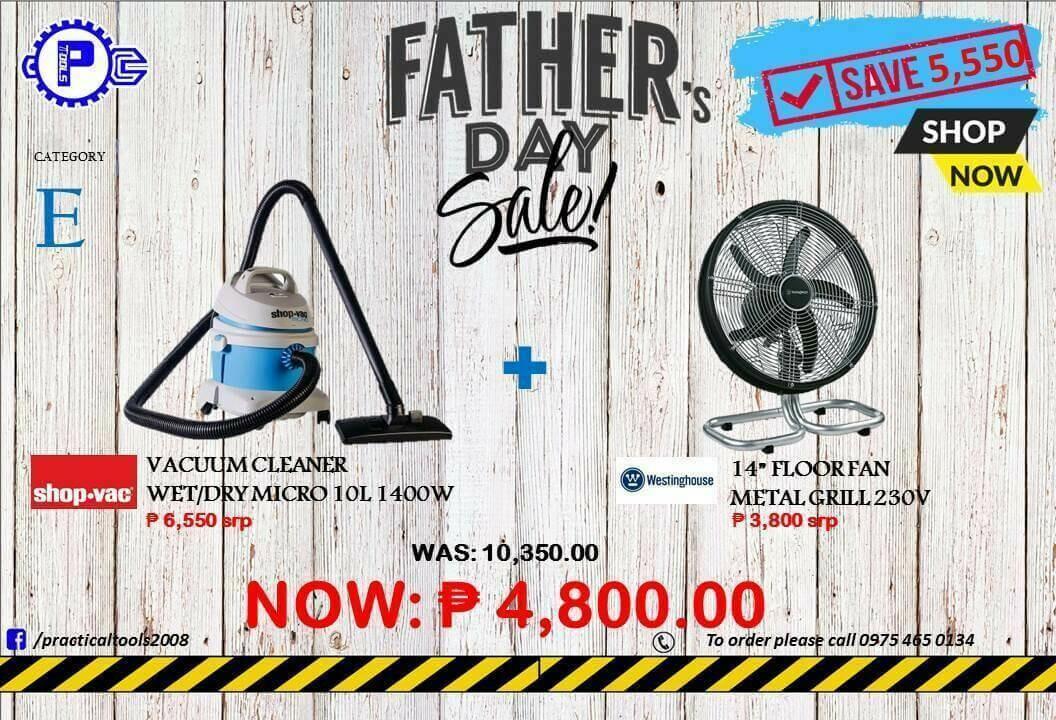 Father's Day Promo Set E