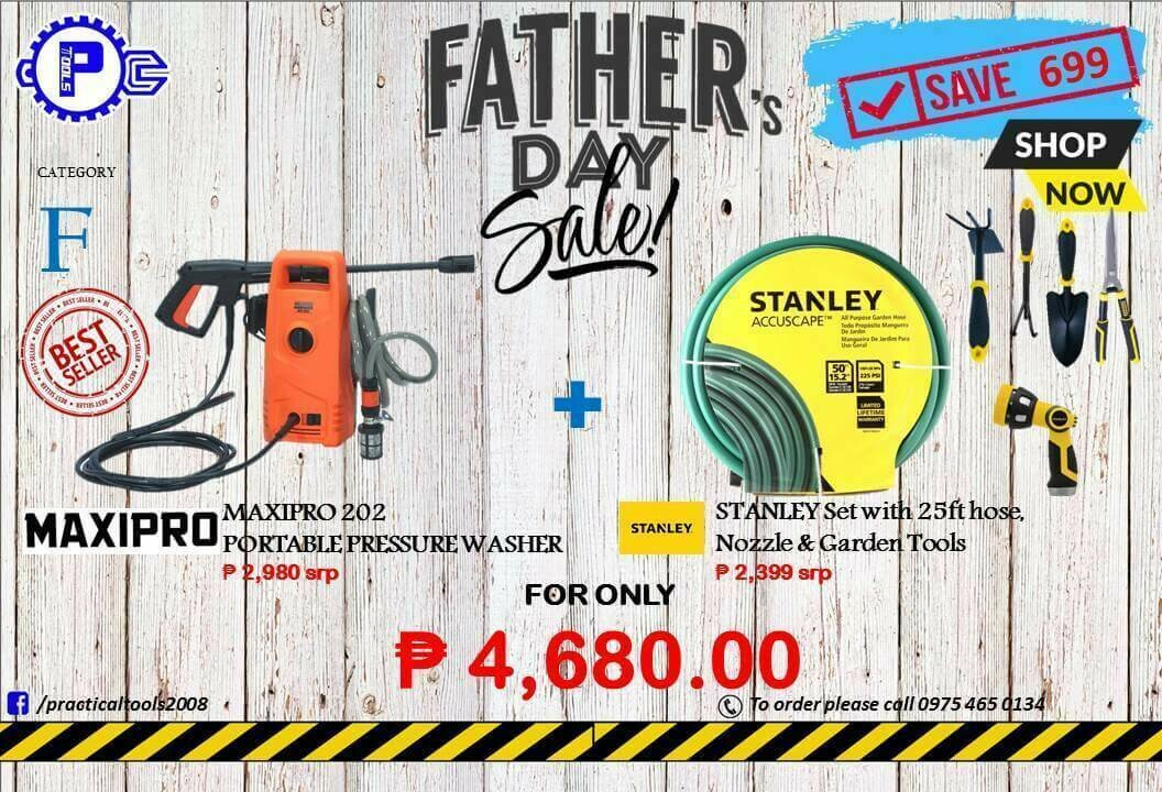 Father's Day Promo Set F