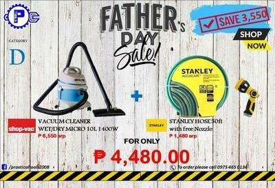 Father's Day Promo Set D