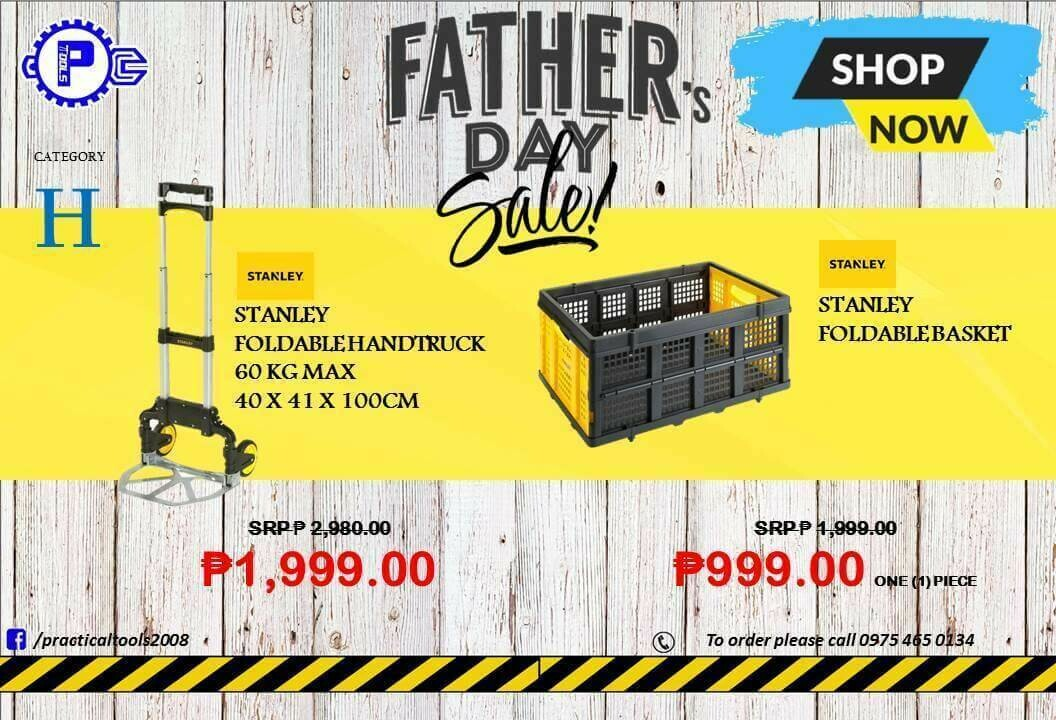 Father's Day Promo Set H
