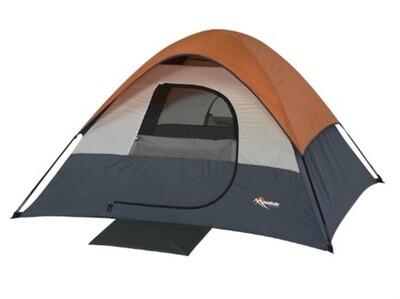 Mountain Trails Twin Peak Dome Tent