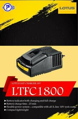 LOTUS ULTRA FAST CHARGER 18V