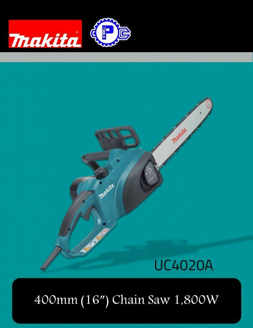 Makita 400mm (16″) Chain Saw 1,800W