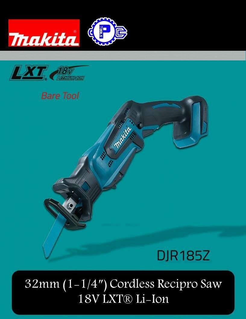 Makita 32mm (1-1/4″) Cordless Recipro Saw 18V LXT® Li-Ion