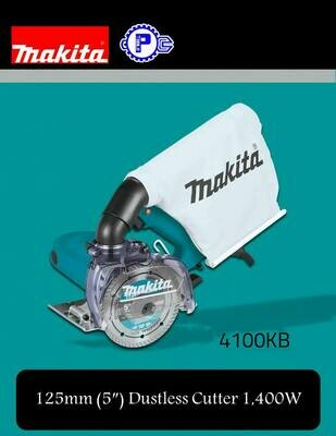 Makita 125mm (5″) Dustless Cutter 1,400W