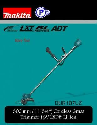 Makita 300 mm (11-3/4″) Cordless Grass Trimmer 18V LXT® Li-Ion