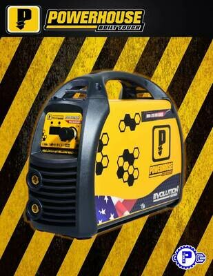 POWERHOUSE USA - EVOLUTION SERIES INVERTER TYPE WELDING MACHINE