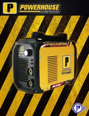 POWERHOUSE USA - INVERTER TYPE WELDING MACHINE 200AMP