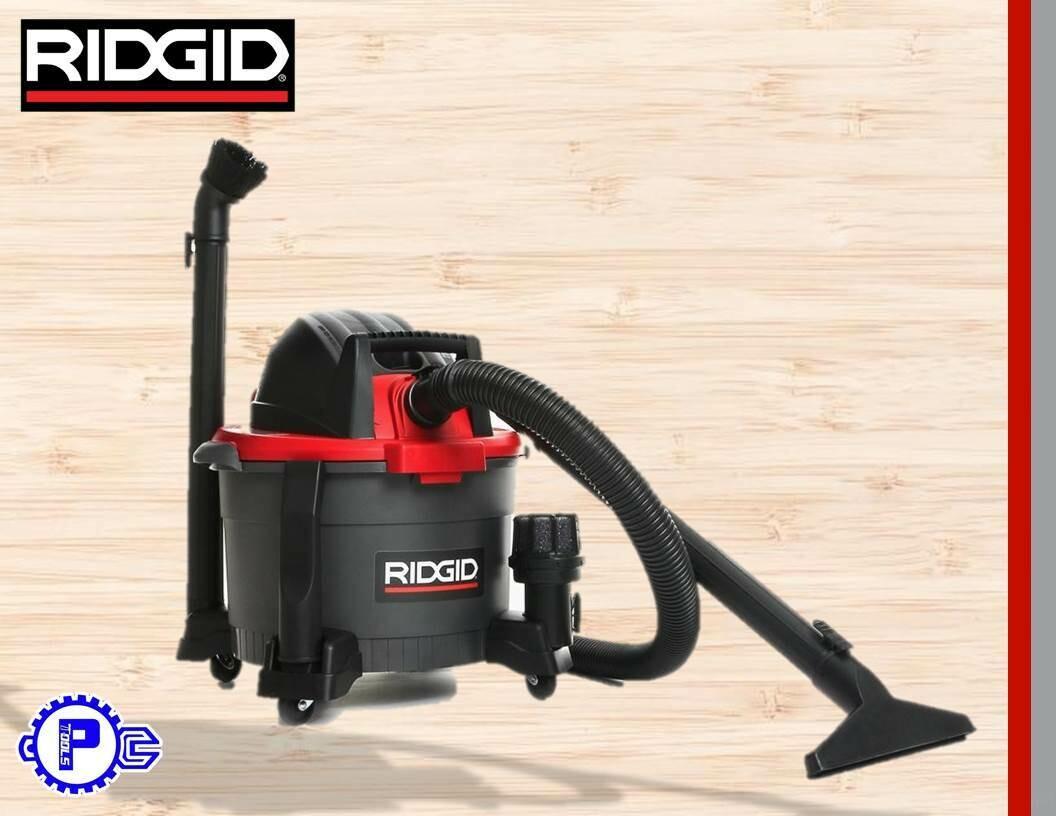 RIDGID - VACUUM CLEANER WET&DRY 22.5L/6GALS