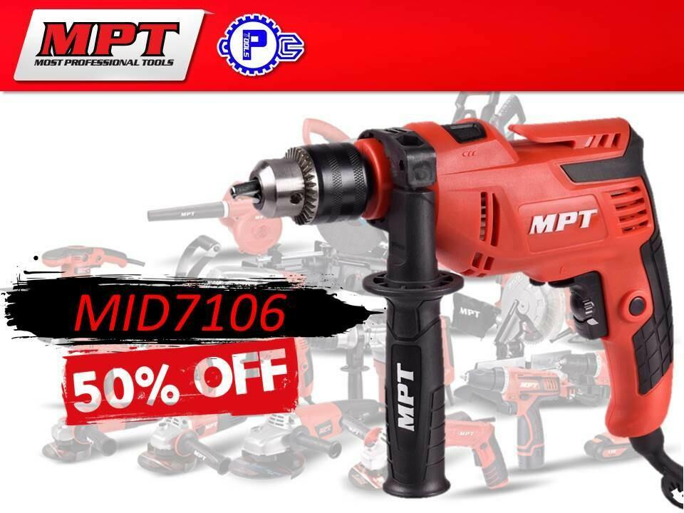 MPT Impact Drill 13mm 710W