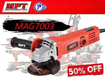 MPT Angle Grinder 700W