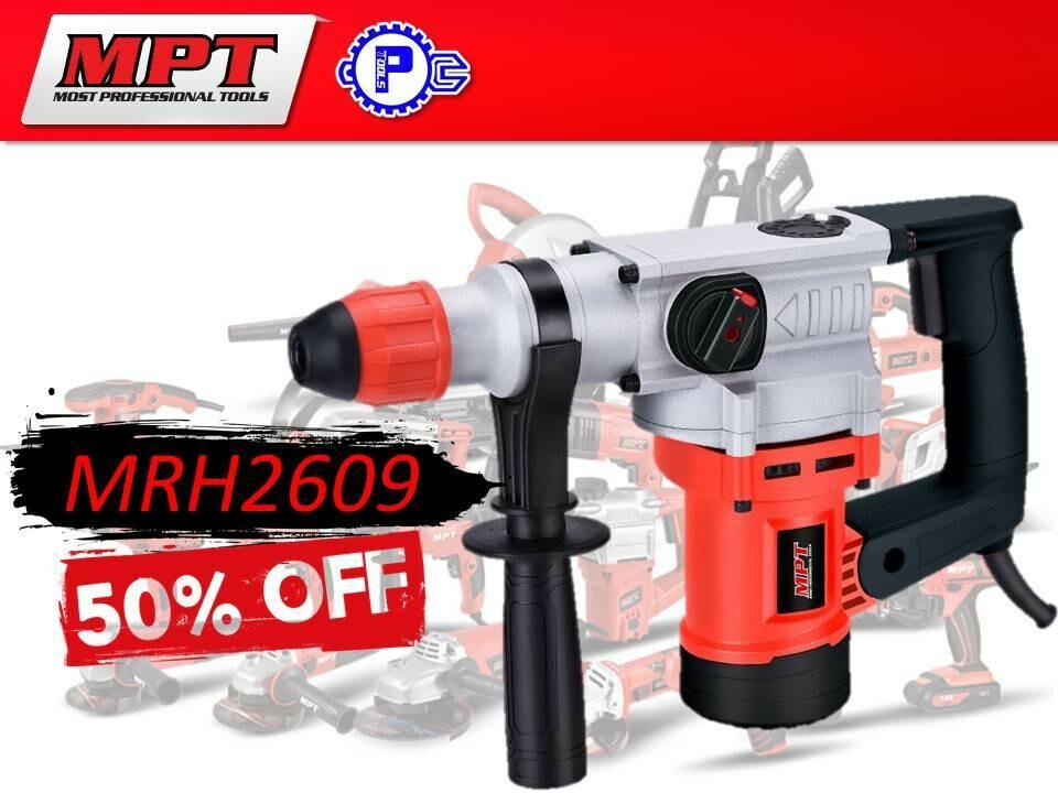 MPT Rotary Hammer 850W