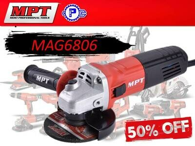MPT Angle Grinder 680W