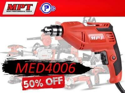 MPT Electric Drill 10mm 400W