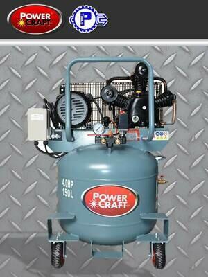 Powercraft Air Compressor 4HP – Vertical
