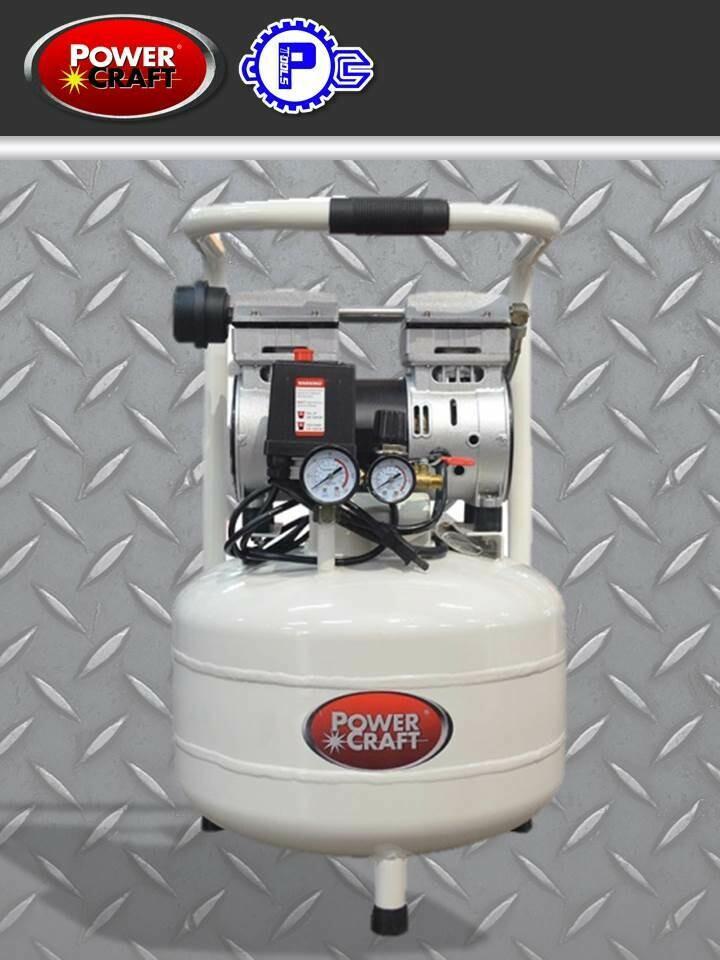 Powercraft Oil Less Air Compressor 1HP (30L)