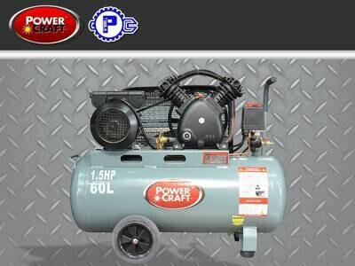 Powercraft Air Compressor 1.5 HP (60 Liters)