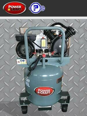 Powercraft Air Compressor 2HP Vertical