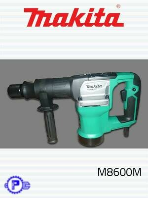 Makita 7.2 J (5.31 ft·lbs) Demolition Hammer 900W