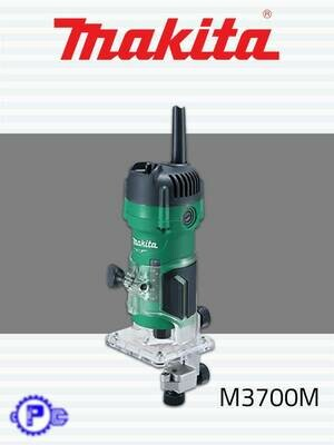 Makita 6mm (1/4″) Trimmer 530W